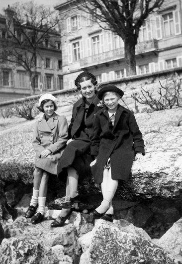 Elisabeth Favarger, gouvernante des enfants royaux de Belgique
