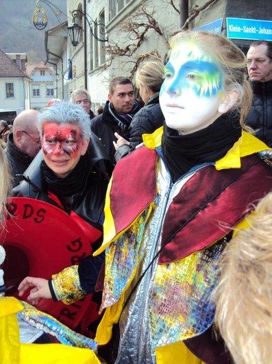 Le carnaval des Bolzes
