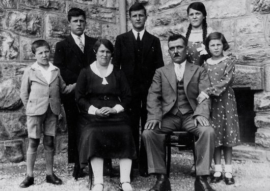 La famille Mabillard (Chippis)