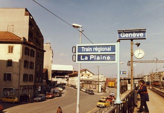 Place de Montbrillant  1981