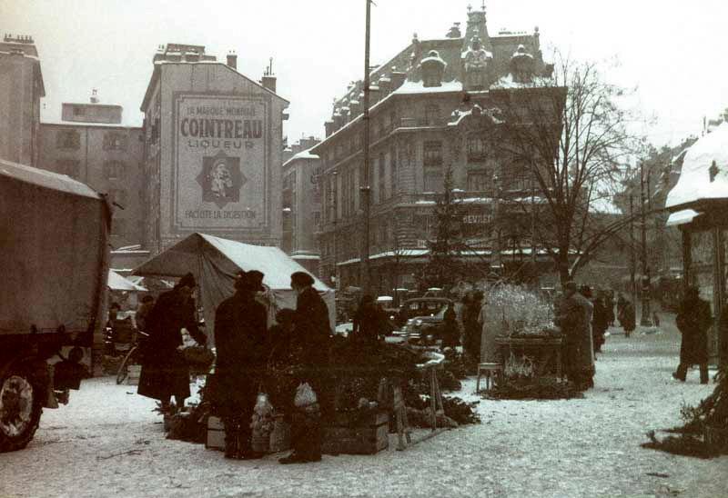 Place Saint-Gervais  1920
