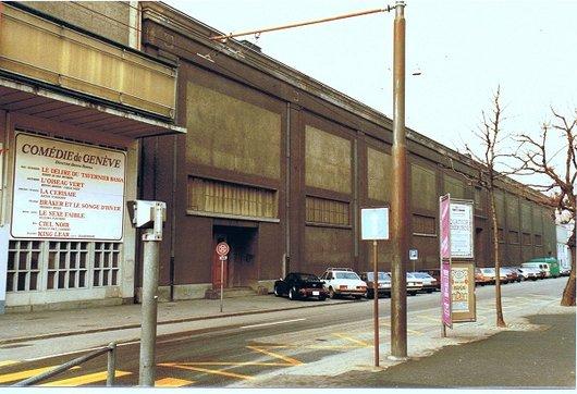 Boulevard Carl-Vogt 1984