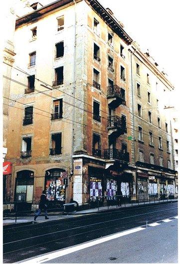 Rue de la Terrassière 1990