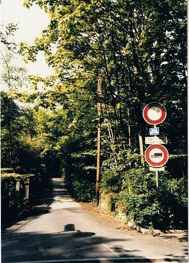 Chemin de Beau-Soleil  1985