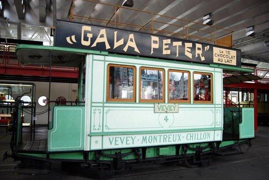 Tram Vevey-Chillon