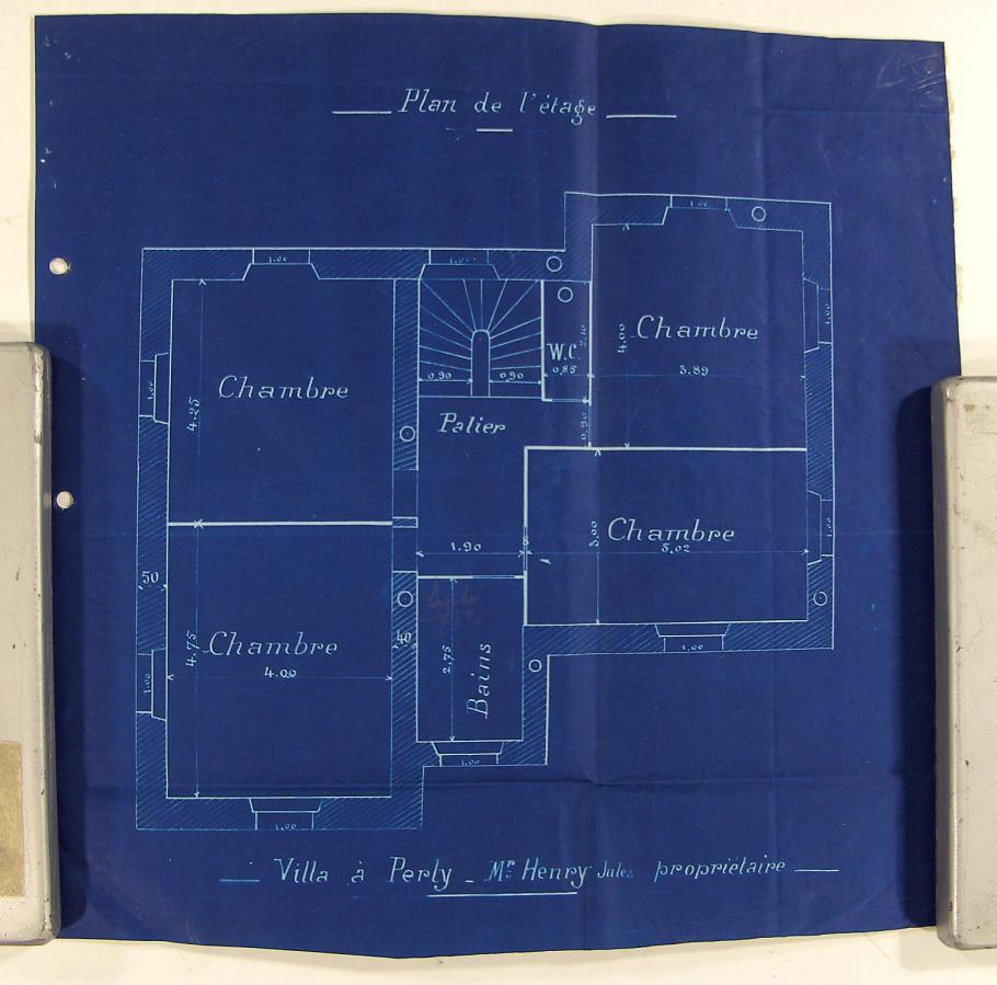 Maison de la douane - plan de l étage - Notre Histoire 07c3eca4de40