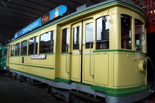 Tram Boudry-NE