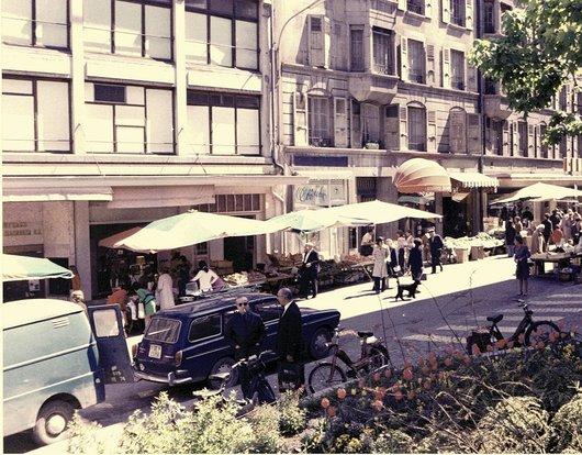 Rue de la Madeleine  1973