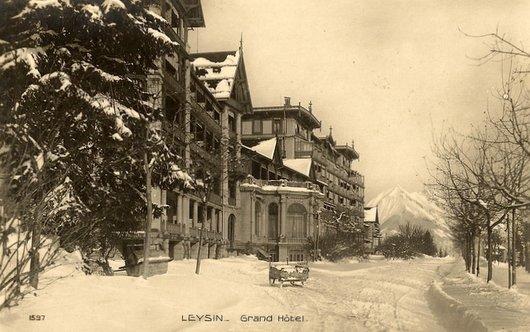 Grand Hôtel - Leysin