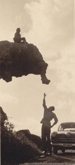 Le Rocher de l'éléphant