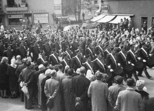 Funérailles du Général Guisan