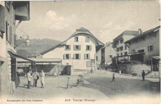 Pierraz, Blonay