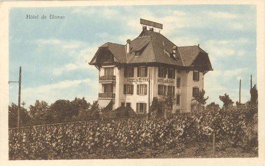 Hôtel de Blonay