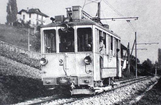 Le tram CCB