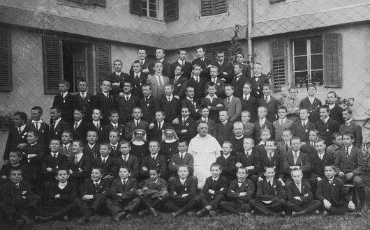 Pensionnat St-Joseph La Gouglera près Eichholz