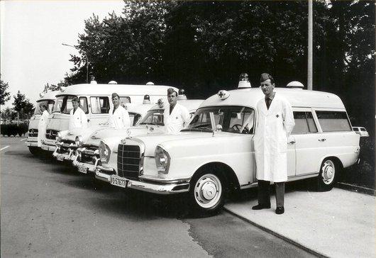 Mon métier - Ambulance