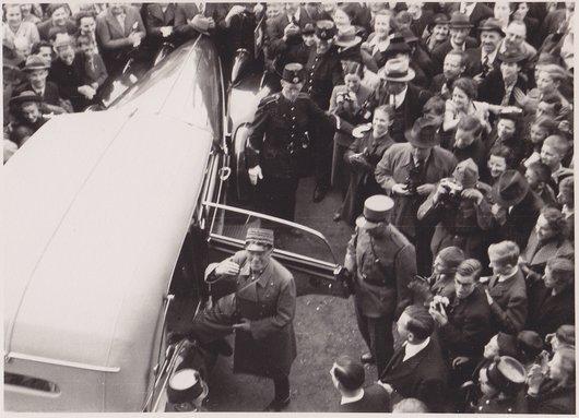 Landsgemeiden et le Général Guisan 1940