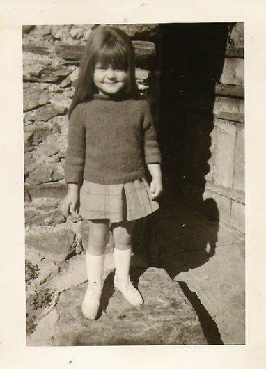 Brigitte Dorsaz à Chiboz