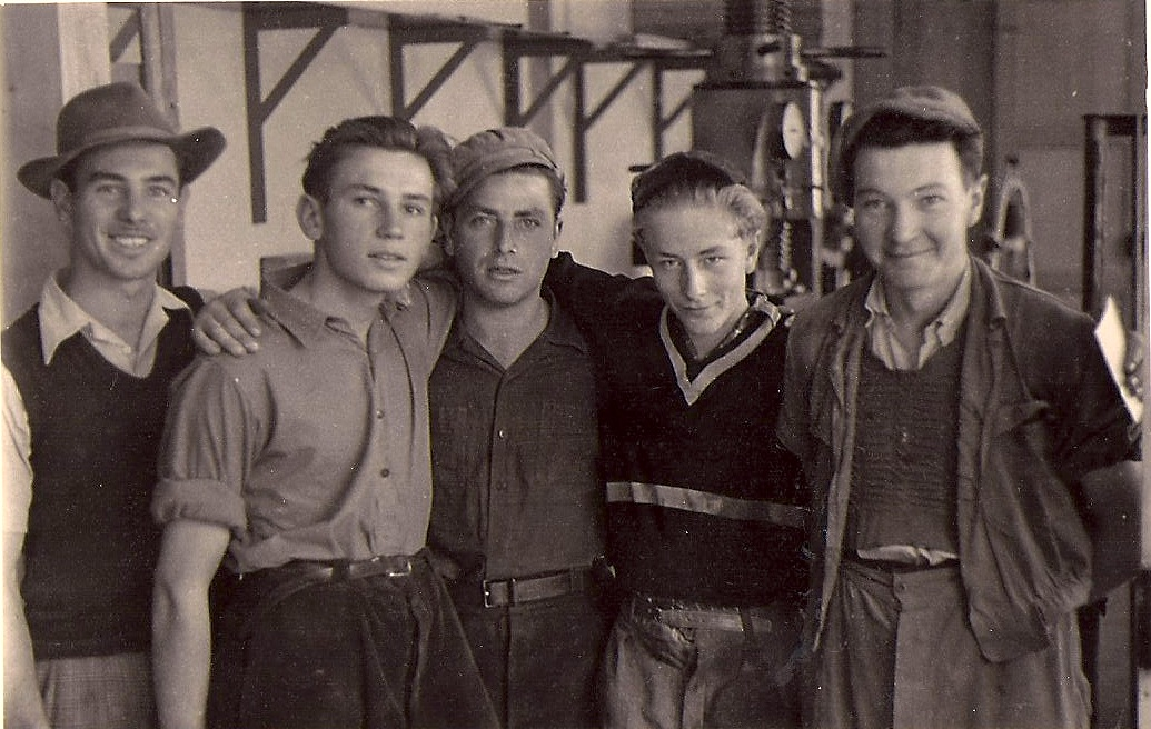 Ouvriers de la Grande-Dixence