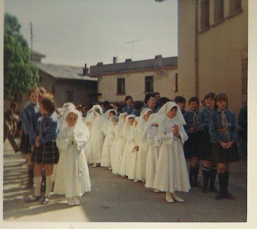 La Première Communion en 1967