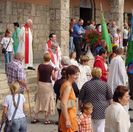 Fête de St Symphorien