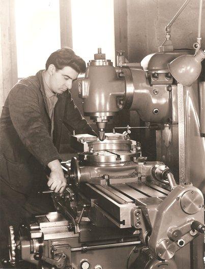 Ateliers de mécanique et Fonderie de Versoix