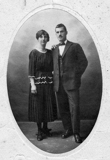 Augusta et Jules Carron-Abbet