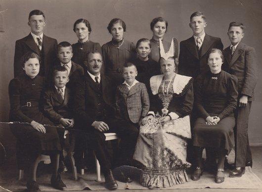 Familles d'Appenzell