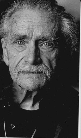 Portrait de Victor Desarzens, vieillesse, réalisé par Marcel Imsand