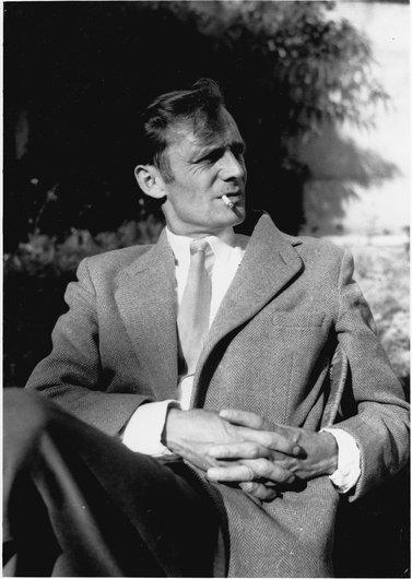 Jean-Marie Auberson violoniste et chef d'orchestre