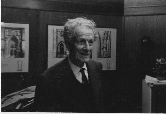 Frank Martin et Victor Desarzens; une grande amitié  entre le compositeur et l'interprète.