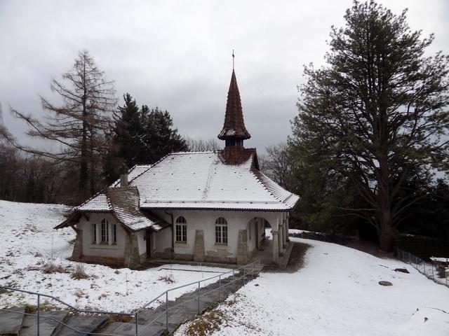 Mont-Pèlerin - Chapelle anglaise