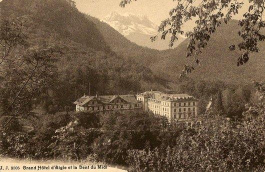 Grand Hôtel des Bains d'Aigle