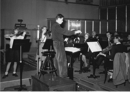 Naissance d'un nouvel orchestre créé par Victor Desarzens