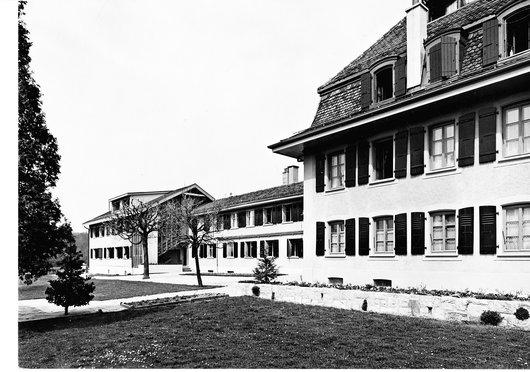 Fondation de Boissonnet 1950