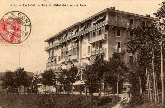 Grand Hôtel du Lac de Joux