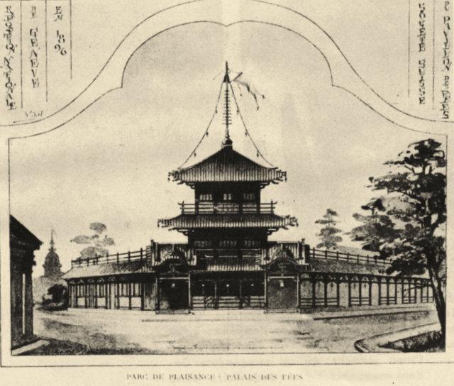 Palais des Fées et Alpineum - Genève