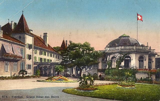 Grand Hôtel des Bains - Yverdon