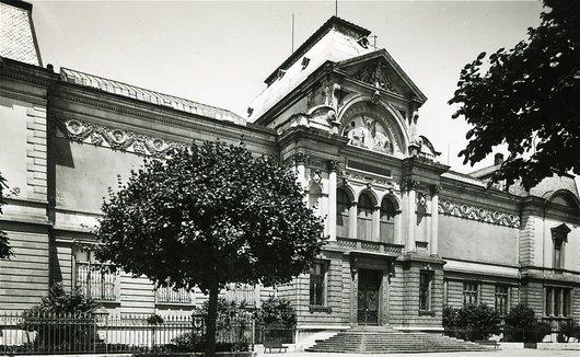 Neuchâtel - musée des Beaux-Arts
