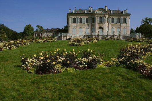 Genève, Parc La Grange, Maison Favre - 2011