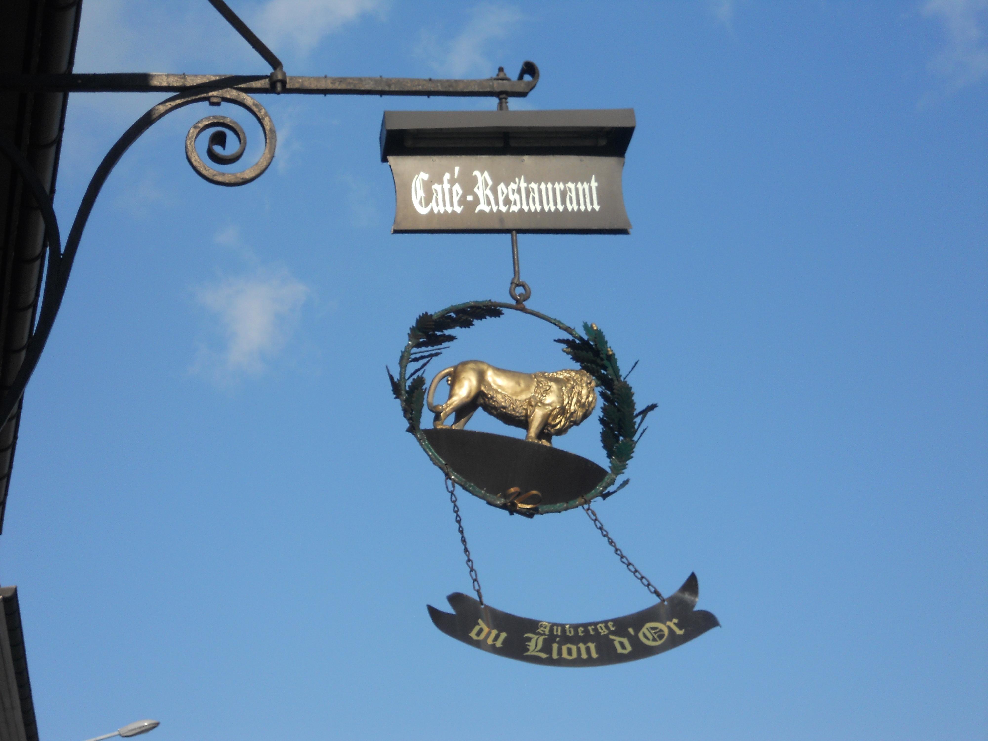 Versoix - Lion d'Or