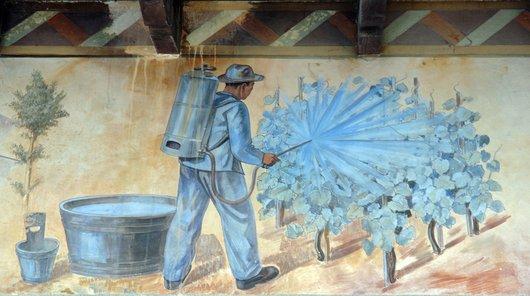 Fresque de la Cave Carron