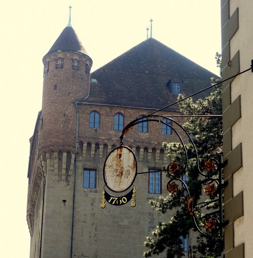 Ancienne auberge de Guillaume Tell