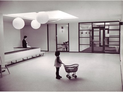 Où sont les enfants ? garderie de Montelly à Lausanne.