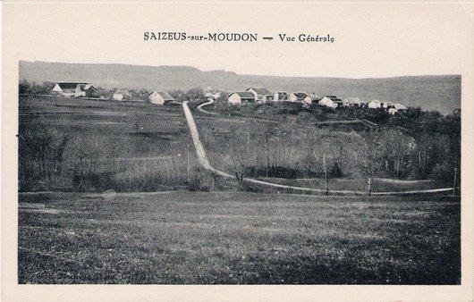 Sarzens,  commune d'origine de Victor Desarzens