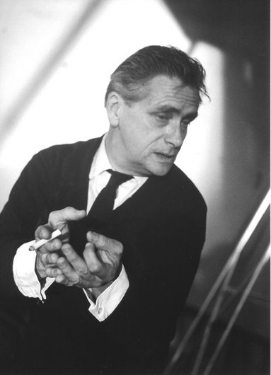 Victor Desarzens, portrait fait par sa fille Isabelle