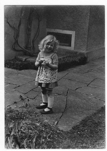 Martine, petite fille