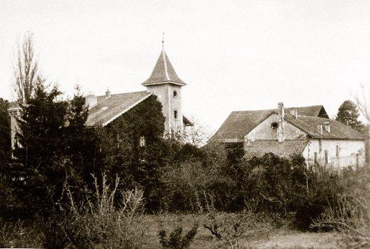 Le château du Jonc