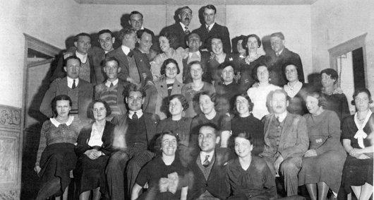 Chorale de Genthod-Bellevue début années 1930 02