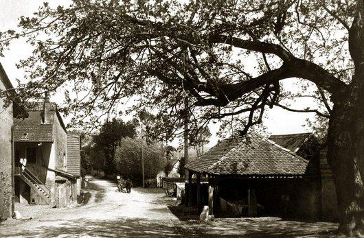 L'Ancienne Route, Gd-Saconnex, la Fontaine